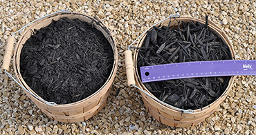 McCarty Mulch Vs. Competition